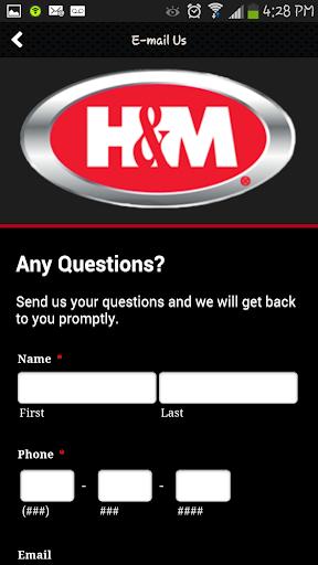 【免費商業App】H&M Pipe-APP點子