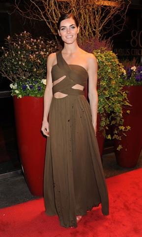 Hilary Rhoda attends the 8th annual New Yorkers For Children Spring Dinner Dance