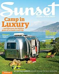 Barn House in Sunset Magazine!!!
