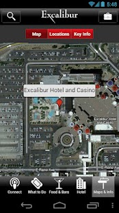Excalibur Las Vegas - screenshot thumbnail