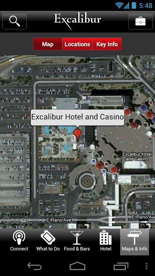 Excalibur Las Vegas - screenshot