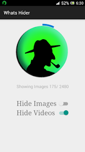 Whats Image Hider- screenshot thumbnail
