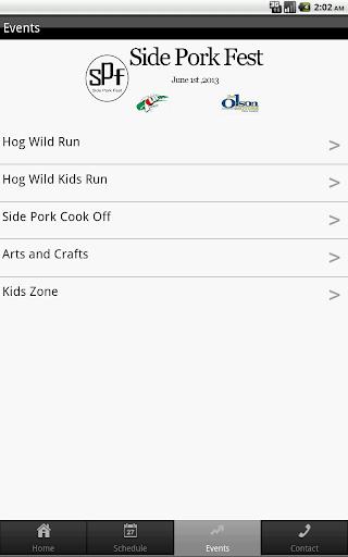 【免費娛樂App】Side Pork Fest-APP點子