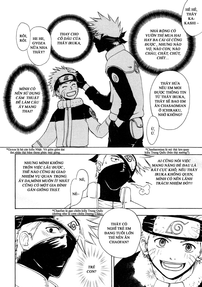 Naruto Doujinshi - The Dreaming Idiot (Unrequited Love Compilation Phần 6) Chap 001
