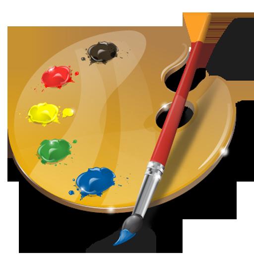 Magic Painter LOGO-APP點子