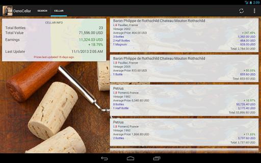 玩財經App|OenoCellar Free免費|APP試玩