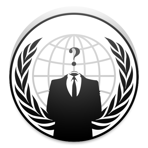 Anonymous Hacks LOGO-APP點子
