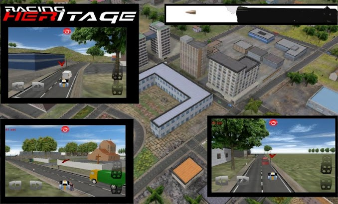 Racing Heritage3D- screenshot thumbnail