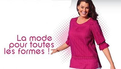 Rymouchka Style La Mode Des Rondes Chez Daxon