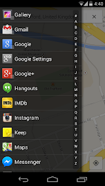 Action Launcher Screenshot 4