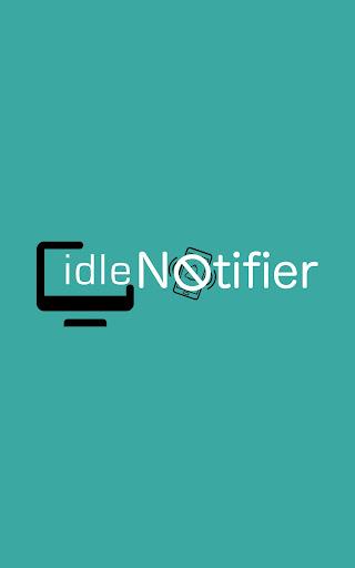 Idle Notifier