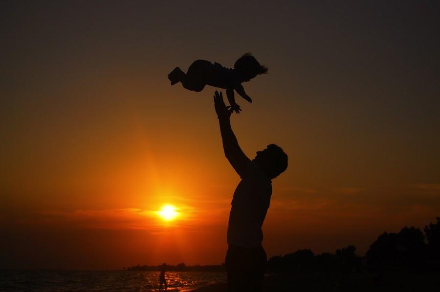 by Maja  Marjanovic - People Street & Candids ( sunset, children, beach, people, sun )