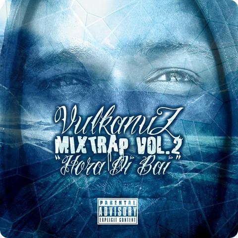 Vulkanuz - Mixtrap Vol.2 Capa Frente
