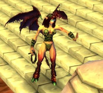Суккуб World of Warcraft
