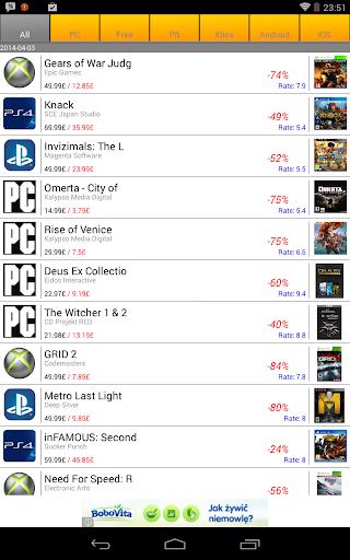 Bundle Game Deals Sales