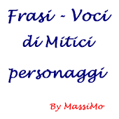 Mitici Personaggi Audio