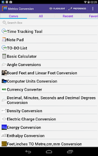Metric Unit Converter - screenshot thumbnail