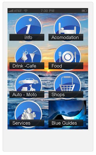 Koufonisia Blue Guides