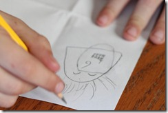 Pick and Draw face