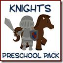 Knights Preschool Pack Button copy