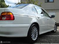 BMW 525i 02y 実践三ヶ月目