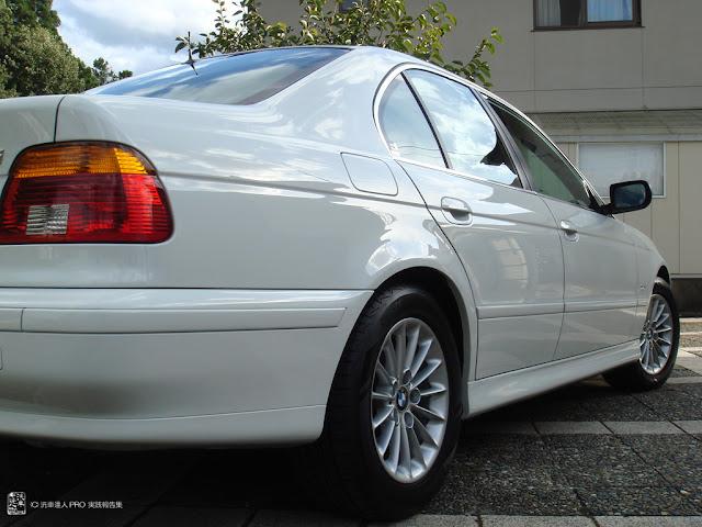 BMW 525i 02y