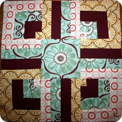Layer Cake Quilt Along Block 5