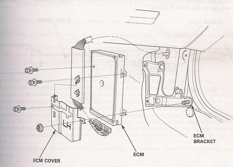 Civic Vx Wiring Diagram - Wiring Diagram