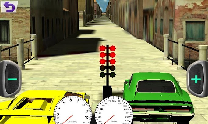 Drag Race on Venice Street- screenshot thumbnail