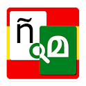 Spanish Malayalam Dictionary icon