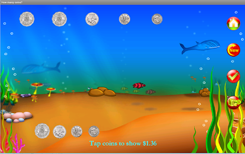 JRS Coin Counting- screenshot thumbnail