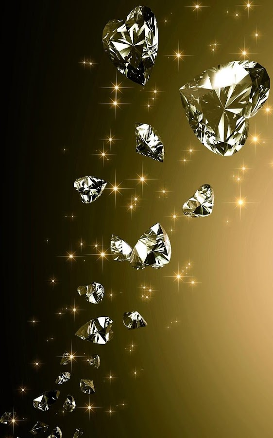 Diamonds Live Wallpaper Android Apps On Google Play