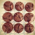Chocolate-Banana Mini Muffins