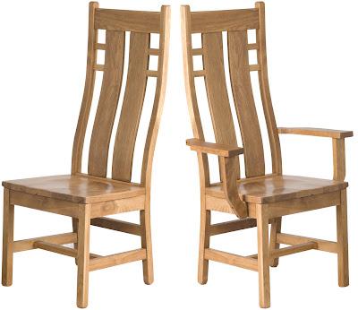 seneca dining chairs