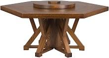 niagra octagonal table