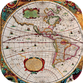 Old World Maps Wallpapers