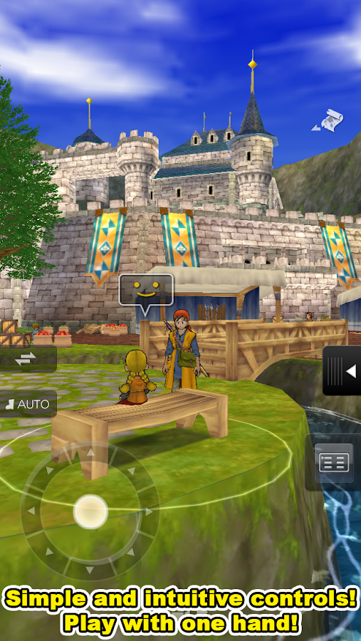 DRAGON QUEST VIII Android apk