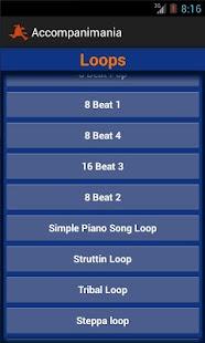 Musical Looper RoundPlay.net Screenshot 1