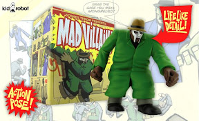 Kidrobot x Stones Throw Madvillain Vinyl Figure
