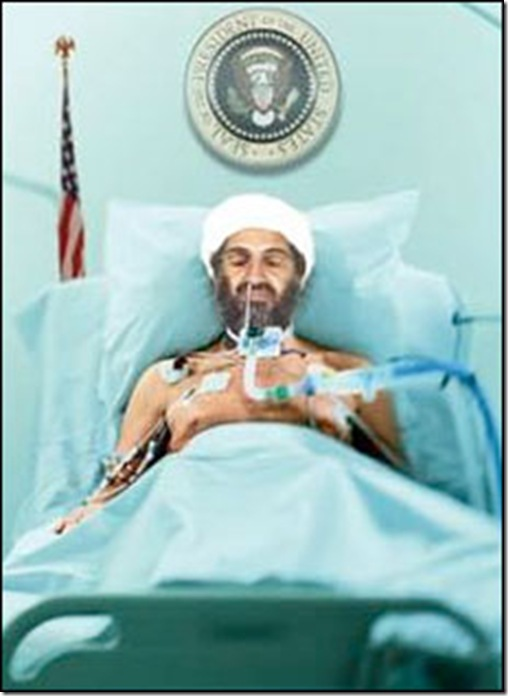 Osama Ben Laden no murio