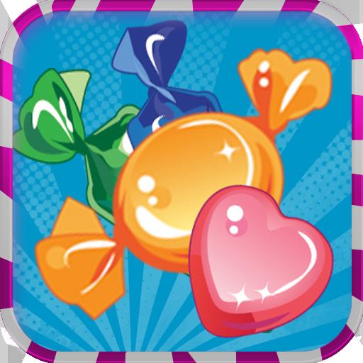 キャンディーの試合 休閒 App LOGO-硬是要APP