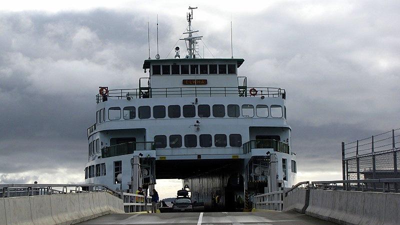 Mv Elwha West Coast Ferries Forum