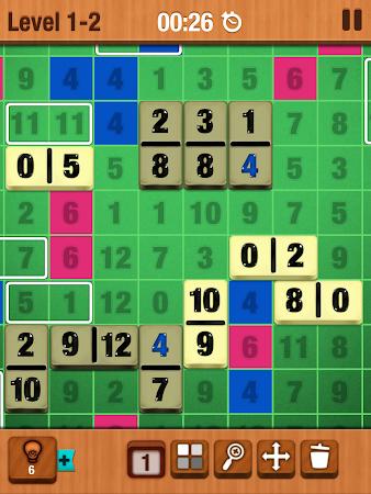 Dominosa - Puzzle Domino Game 1.0.2 screenshot 101658