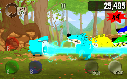 Color Sheep Screenshot 1
