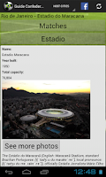 Screenshot of Guide Confederations Cup FREE