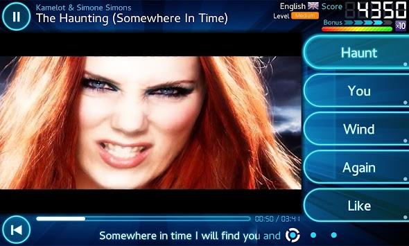 www lyricstraining com gratis