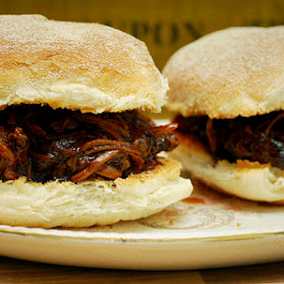 Slow Cooked Cola Pork