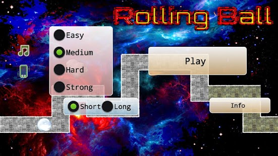Rolling Ball - screenshot thumbnail