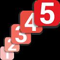 Straight Penta - Puzzle Game icon