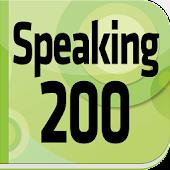 Speaking 200 - 영어 말하기 핵심표현 200